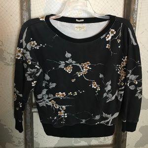 Ralph Lauren Denim & Supply floral sweatshirt M